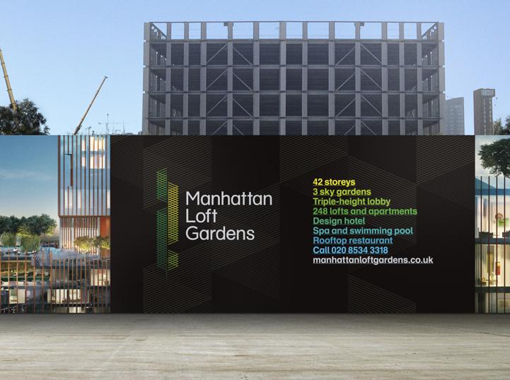 Manhattan Loft Gardens Mudeo